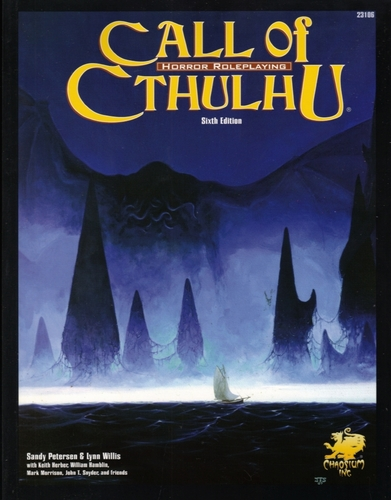 Call of Cthulhu 6th